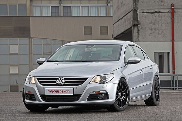 VW Passat CC MR Car Design