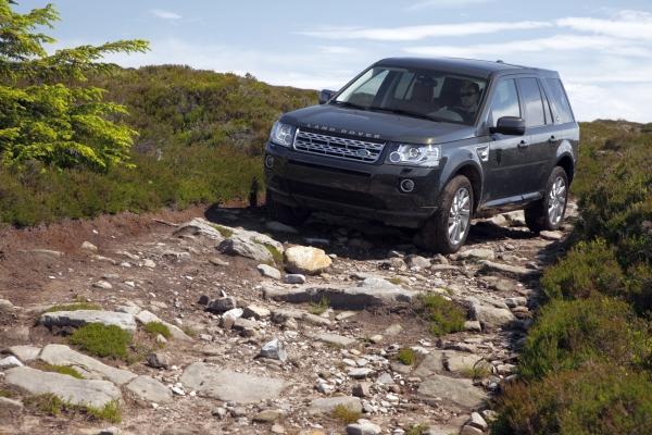 Land Rover Freelander 2013 Fahrbericht