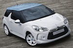 Blogger Auto Award 2013 Citroen DS3