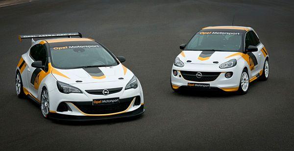 Opel Motorsport 2013