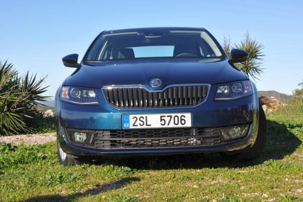 Skoda Octavia 3 2012 - Aussen-Design - Bild 03