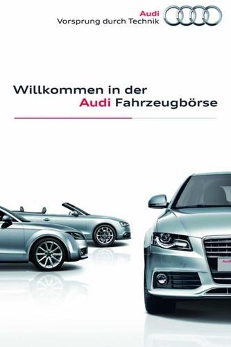 Audi Gebrauchtwagen-App