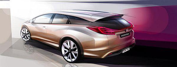 Honda Civic Kombi-Studie