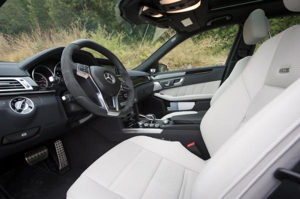 Mercedes E63 AMG S 2013