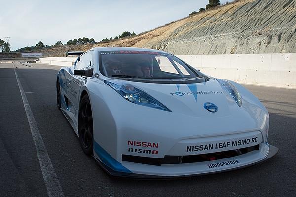 Angetestet: Nissan Leaf Nismo RC - der Elektro-Renner?