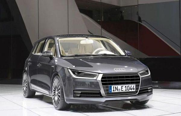 Audi 1 liter auto auf basis des audi a1 bild auto bild larson