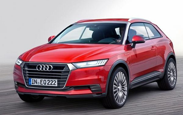 Audi-1-Liter-Auto-Basis-Q2