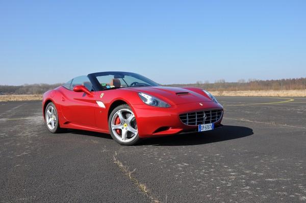 Ferrari California 30 Fahrbericht