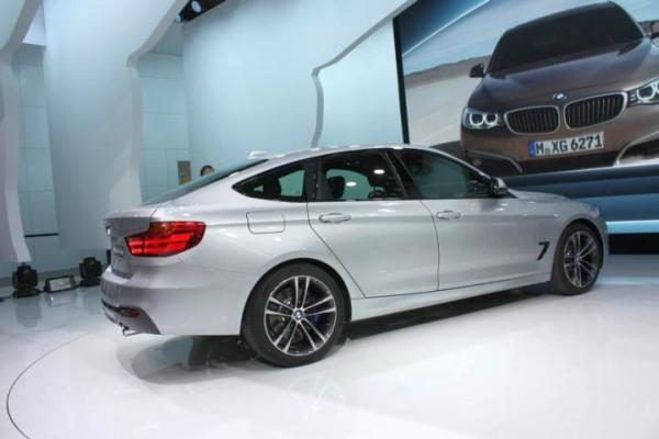Genf 2013 BMW er GT - Bild 03