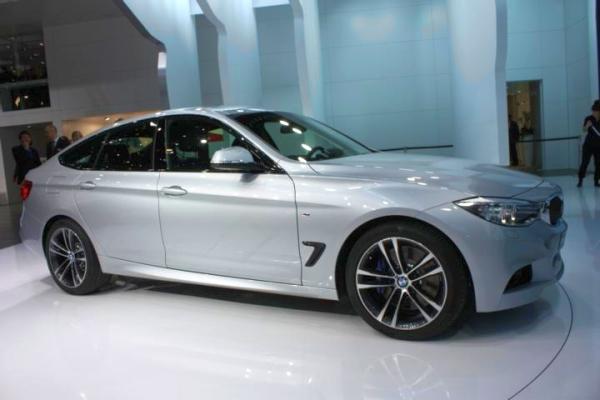 Genf 2013 BMW er GT - Bild 04