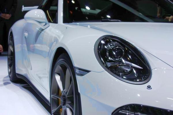 Genf 2013 Porsche 911 GT3 - Bild 03