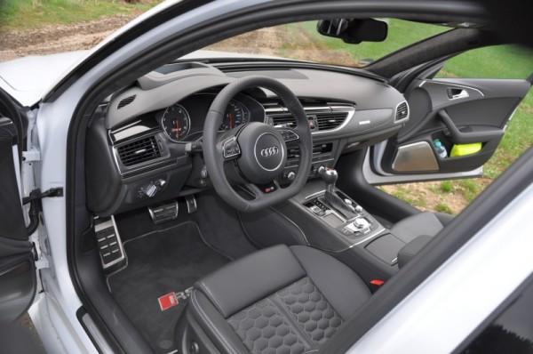 Audi RS6 Avant Fahrbericht - Bild 11