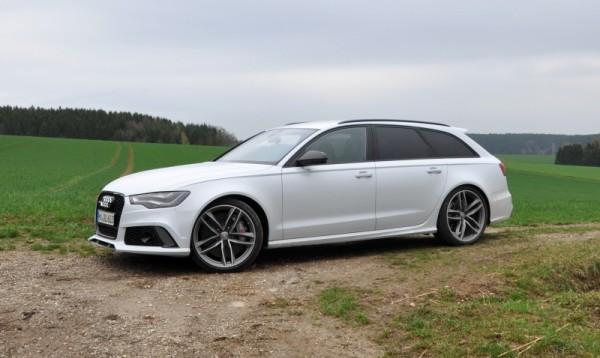 Audi RS6 Avant Fahrbericht
