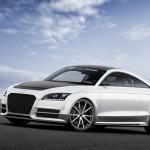 Audi TT ultra quattro concept