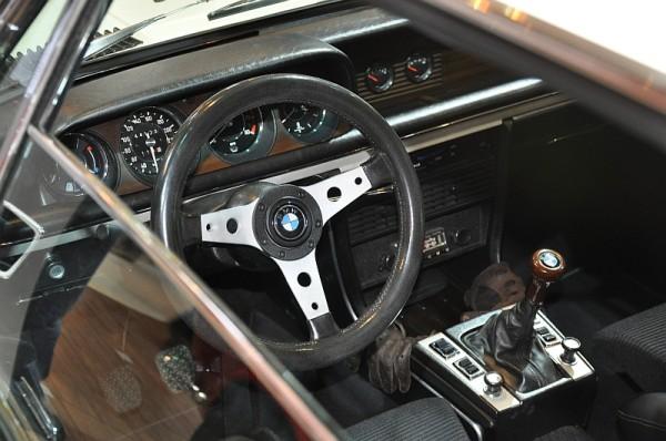 BMW 3.0 CSL-Cockpit