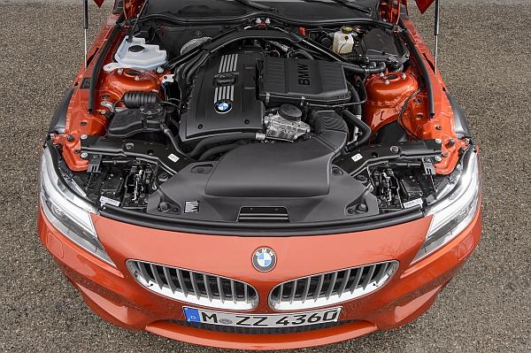 BMW Z4 2013-Motor