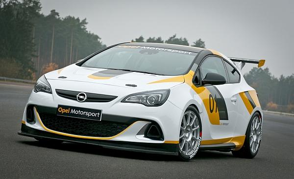 Opel Astra OPC VLN