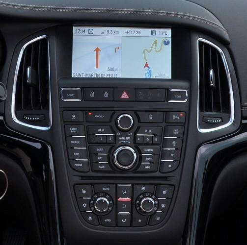 Opel Cascada Button Madness