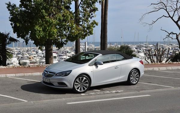 Opel Cascada Geschlossen