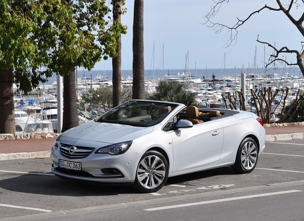 Opel Cascada Hafen