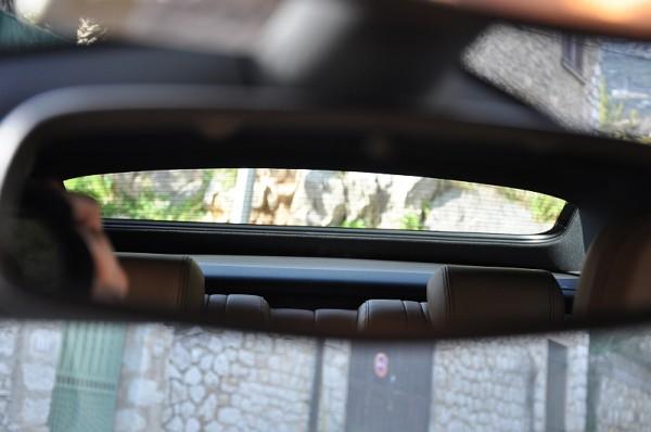 Opel Cascada Rückspiegel Schiess-Scharte