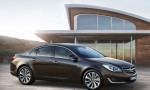 Opel Insignia Facelift 2013