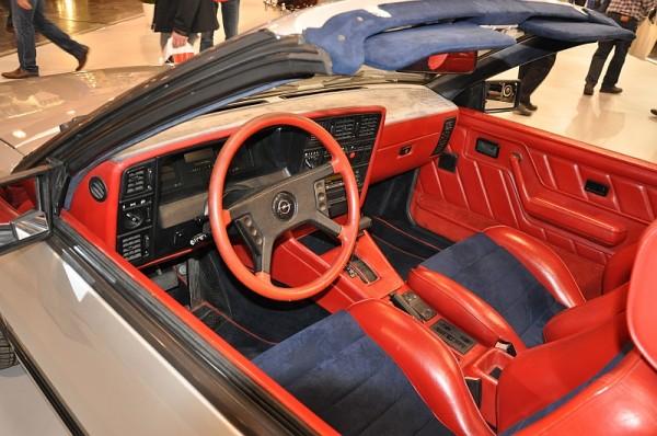 Opel Monza Cabrio Keinath C5