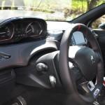 Peugeot 208 GTI Fahrbericht-Cockpit