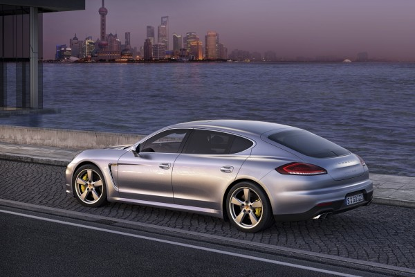 Eine neue Generation? - Porsche Panamera Facelift 2013
