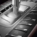 Porsche Panamera S E-Hybrid-Mittelkonsole
