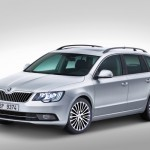Skoda Superb Facelift 2013