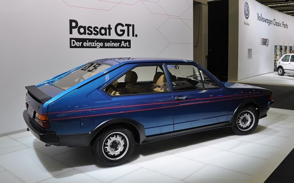 VW Passat B1 GTI 1977