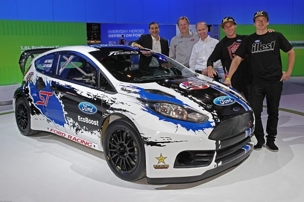 Fiesta ST Global RallyCross Championship