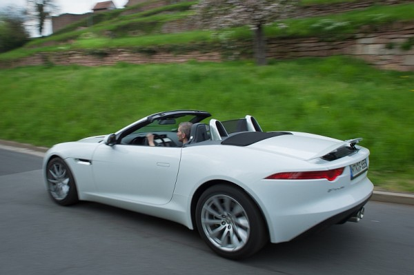 Jaguar F-Type Fahrbericht