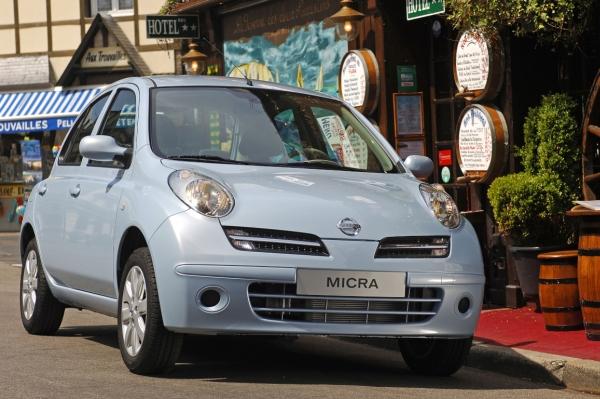 Nissan Micra 2005 Rückruf