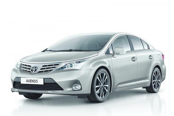 Toyota Avensis Edition