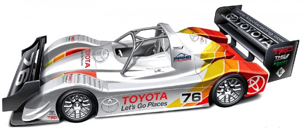 Toyota Pikes Peak 2013