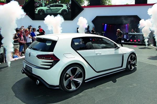 VW Golf 7 Design Vision GTI