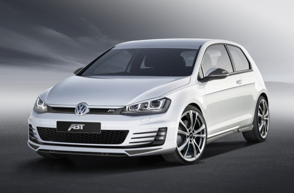 VW Golf 7 GTD Abt
