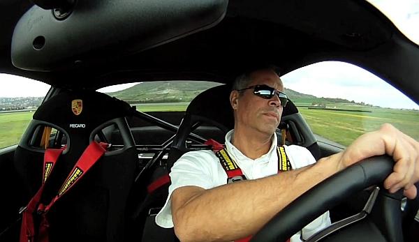 Mein Leben als Reifen Testfahrer