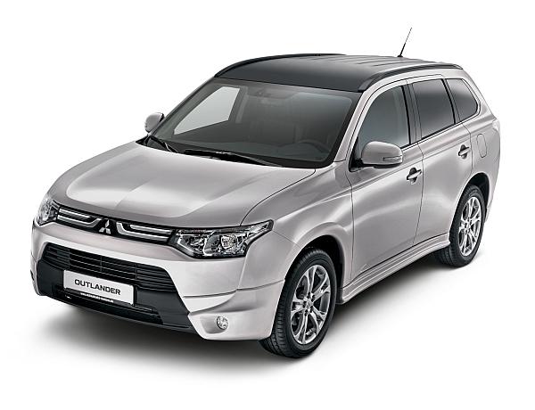 Mitsubishi Outlander Style Plus