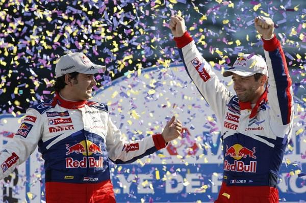 Sebastien Loeb WRC