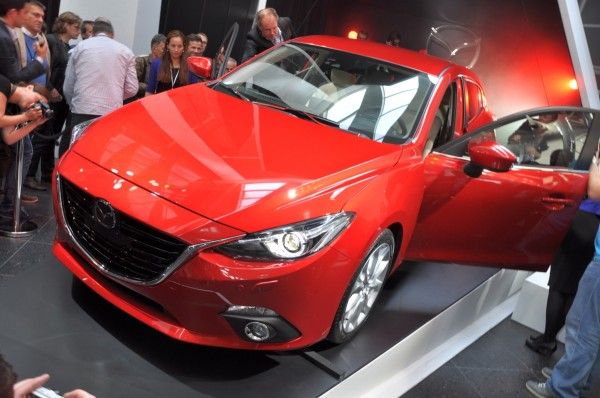 Weltpremiere Mazda3 2014 - Bild 31