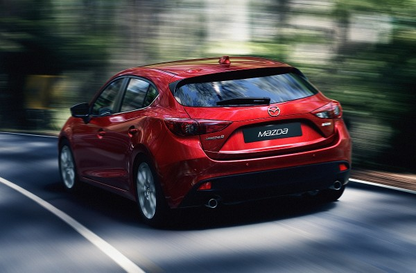 Weltpremiere Mazda3 2014 - Bild 52