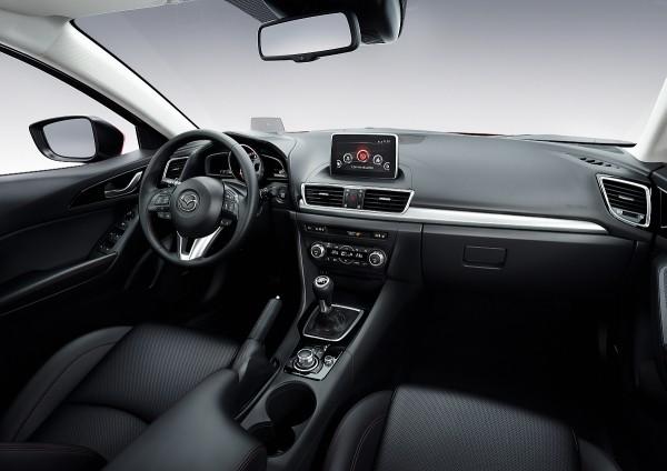 Weltpremiere Mazda3 2014