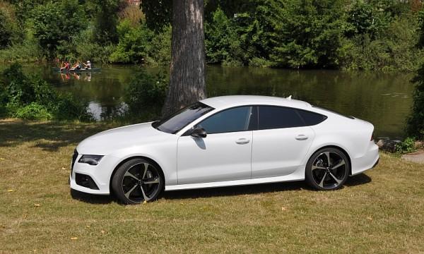 Audi RS7 Sportback Fahrbericht