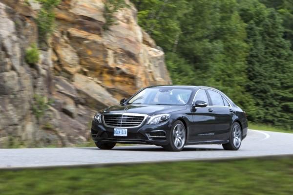 Neue Mercedes S-Klasse im Fahrbericht