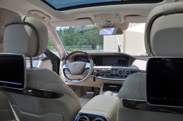 Neue Mercedes S-Klasse im Fahrbericht - Bild 11