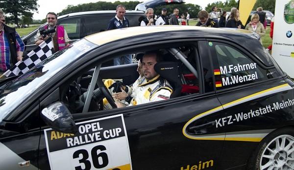 Markus Fahrner spürt den Atem der Konkurrenz