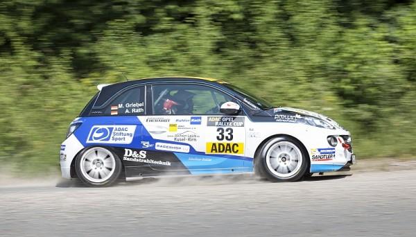 Marijan Griebel gewinnt die Rallye Niedersachsen